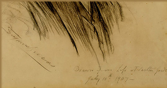 Portrait of Arthur James Balfour (1848-1930), First Earl Balfour