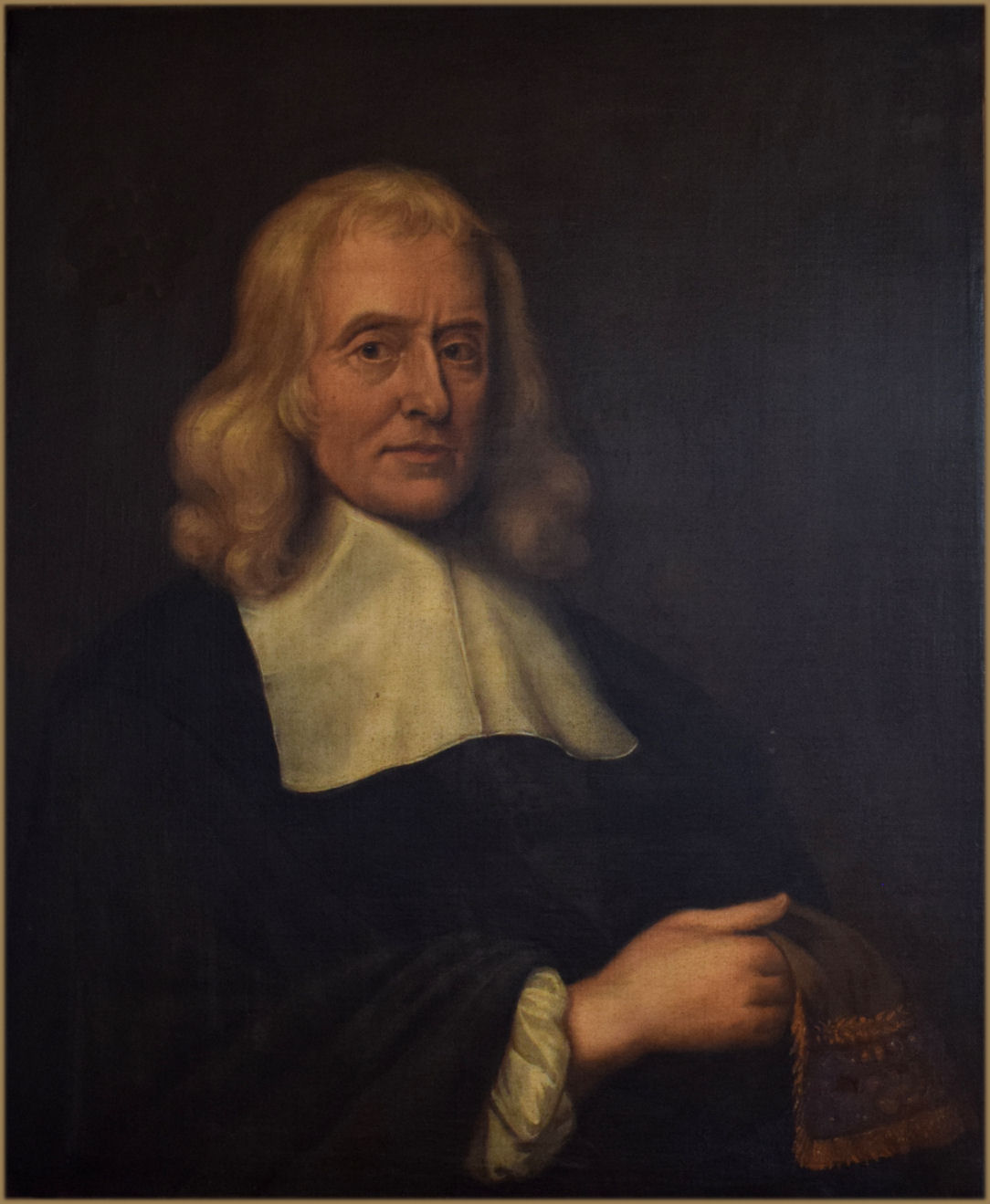 John Milton on his blindness