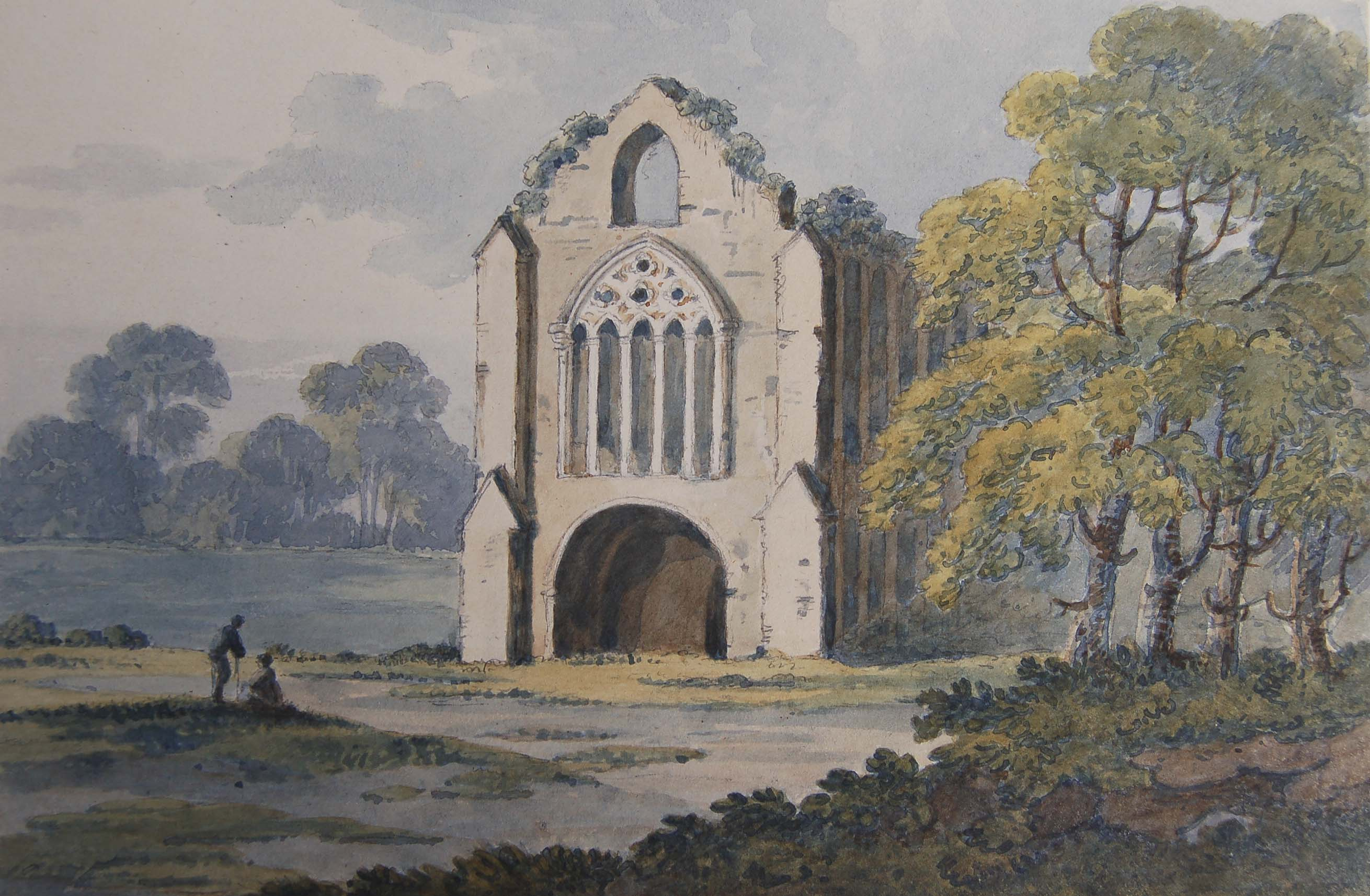 turner tintern abbey